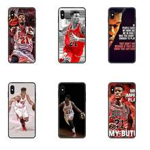 For Apple iPhone 11 12 Pro 5 5S SE 5C 6 6S 7 8 X XR XS Plus Max TPU Phone Cases Jimmy Butler(China)
