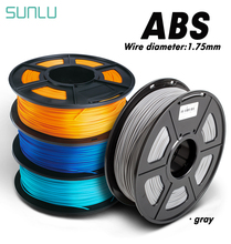 1.75MM ABS Filament For 3D Printer And SUNLU SL-300 3D Pen 1KG With Spool Tolerance +/-0.02mm 100% No Bubble Sublimatiion Blanks