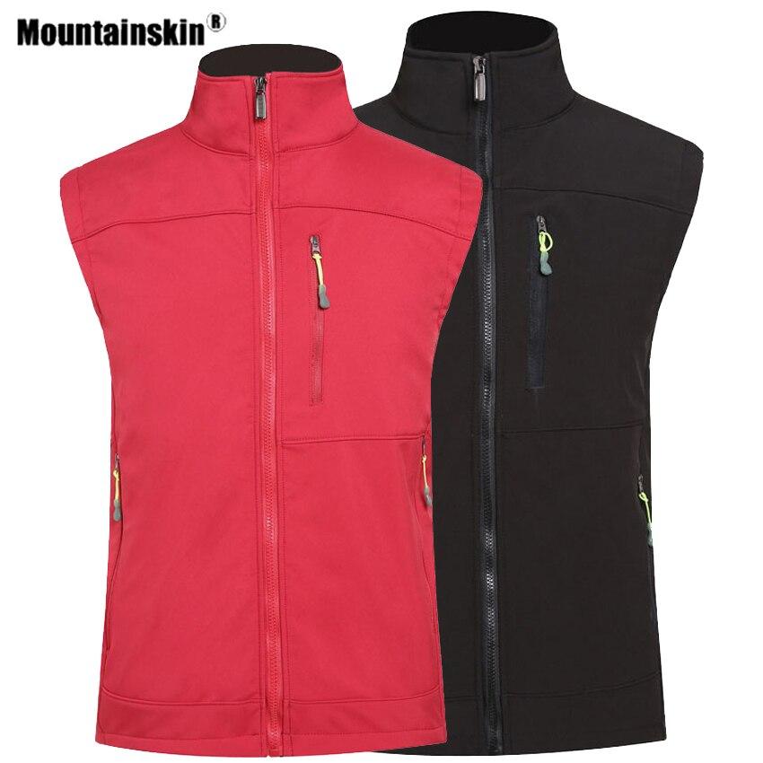 Куртка JACKSANQI RA344 Мужская/Женская, мягкая теплая без рукавов, для занятий спортом на открытом воздухе, Походов, Кемпинга, альпинизма