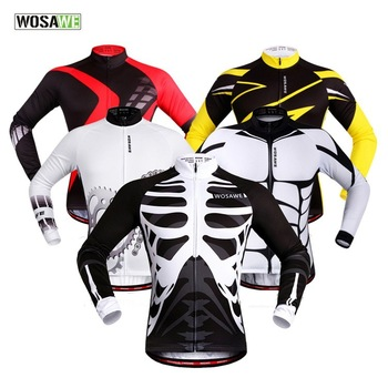 WOSAWE Men Women Jackets Long Sleeve Motorcycle Jersey Sports Cycling Bicycle MTB Bike Racing Road Riding Quick Dry Shirts ultra light hooded bicycle jacket bike windproof coat road mtb aero cycling wind coat men clothing quick dry jersey thin jackets