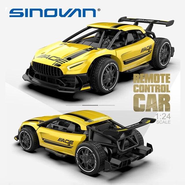 Машинка радиоуправляемая Sinovan  1