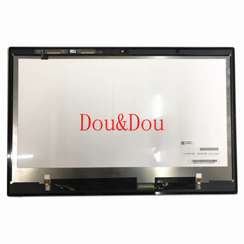 13.3''Laptop LCD LED Touch Screen Digitizer Assembly For Acer Aspire R7-371T LQ133M1JW07 With No-Frame 1920*1080 30 Pins E250743
