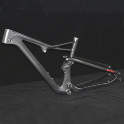 Подвеска 29er углеродная MTB рама дисковый тормоз BB92 матовая углеродная рама для горного велосипеда 31,6 мм 27,5 650B углеродный-Mtb-Рама велосипеда