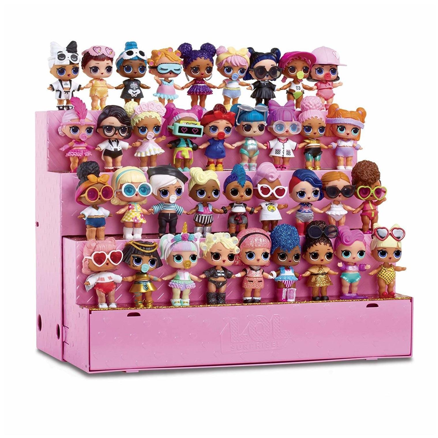 LOL Dolls SURPIRSE Without Original Box Magic DIY Random Lols Dolls Action Figure Model Girl's Toy Gift