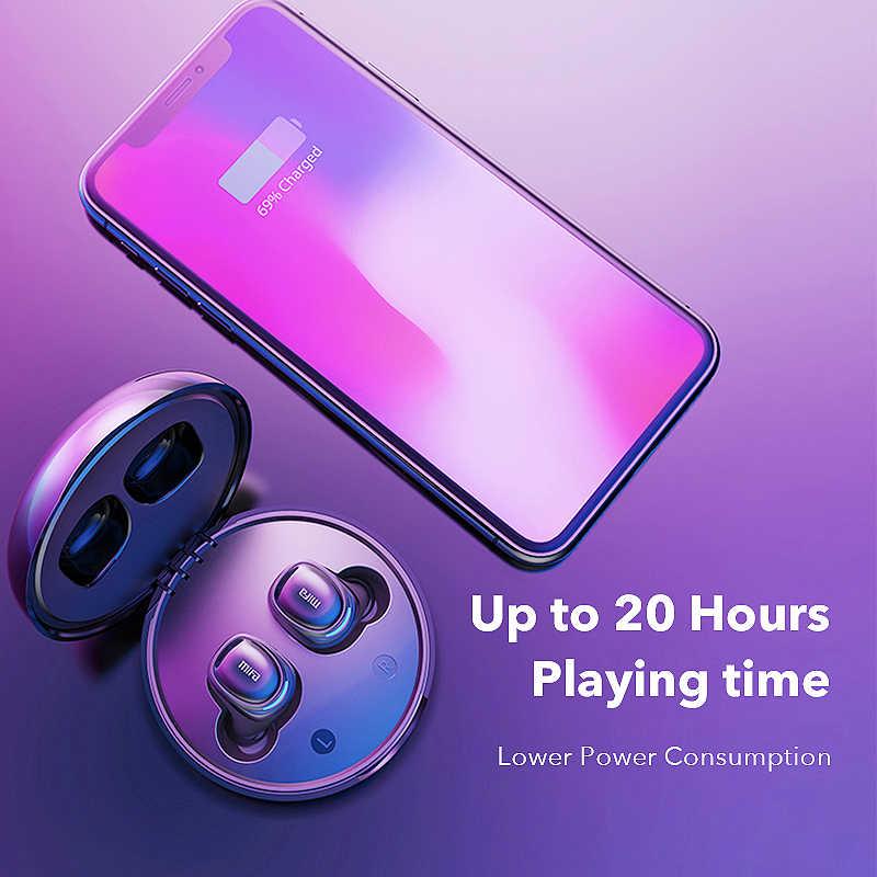 Auriculares mifa X8 TWS auriculares inalámbricos bluetooth Control táctil auriculares inalámbricos estéreo para iPhone con caja de carga