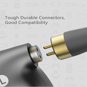 Image 3 - W2 AM1 سماعة لاسلكية تعمل بالبلوتوث V5.0 سماعات الأذن كابل ترقية وحدة 2PIN MMCX موصل دعم Apt X مع هيئة التصنيع العسكري للهاتف أندرويد iOS