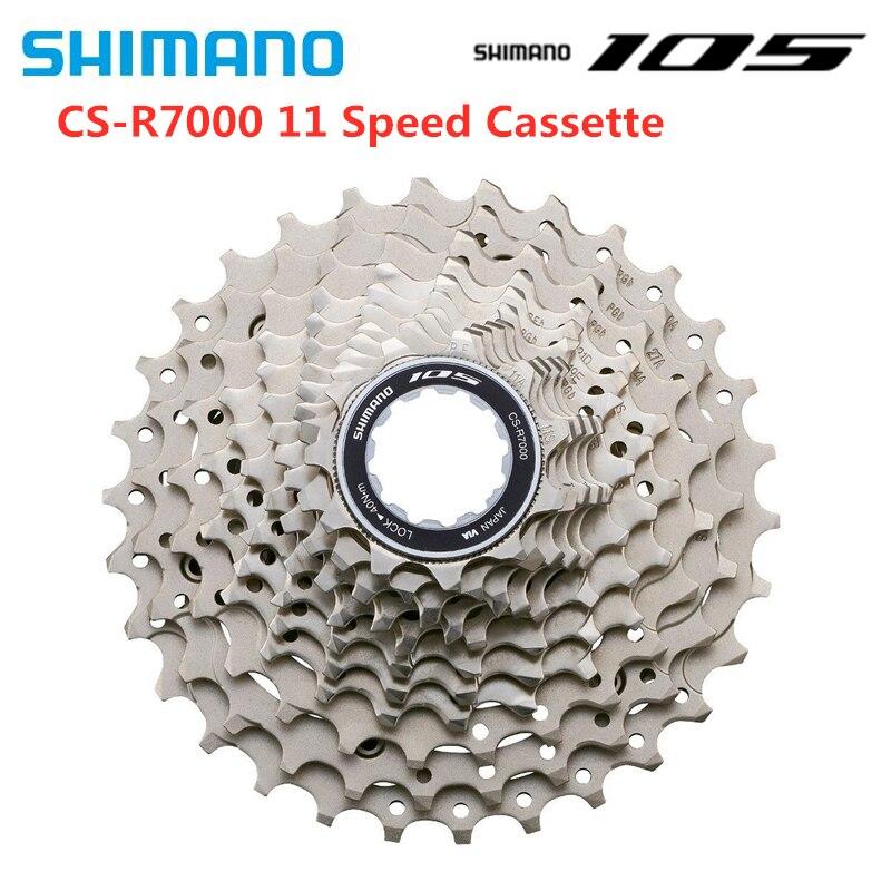 Atualizar de 5800 Shimano Velocidade Estrada Bicicleta hg Cassete Roda Dentada 12-25 t 11-28 11-30 11-32 105 R7000 11 Mod. 83441