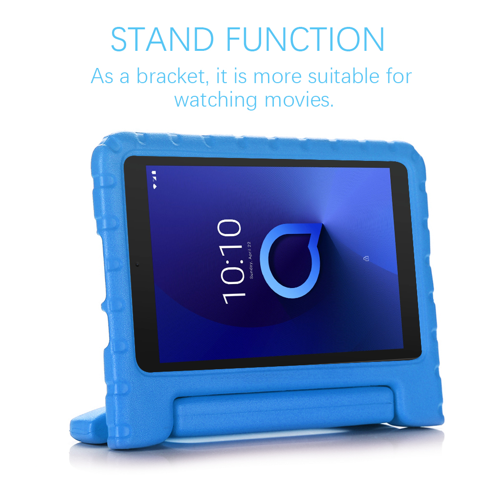 Image 5 - Kid Case For Alcatel 3T 8 Inch 9027W Alcatel T mobile A30 8 Inch 9024W 2019 Tablet Case Shockproof Super Protective Case fundaTablets & e-Books Case   -