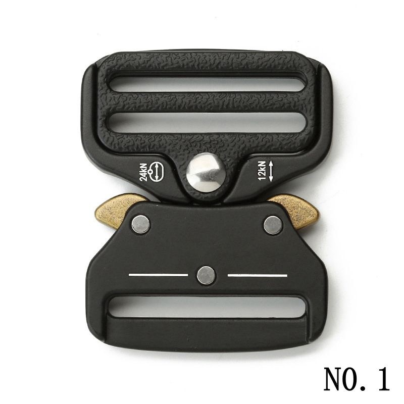Wide 25 32 38 45 50mm Tactical Belt Buckle Quick Side Release Strap Belt Buckles For Men For Luggage Clothes Webbing Clip Buckle