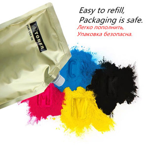 Image 5 - Hot In RU FR TH MT Toner Powder Compatible for Ricoh Aficio SP C252DN C252F C260DNw C262DNw C262SFW SPC252 SPC260 SPC262
