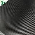 3 k fibra de carbono placa macia 20mm * 50mm sarja grossa de alta qualidade acabamento de fibra de carbono automóvel adequado para automóvel decora