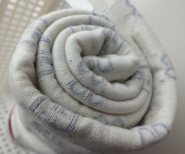 New Baby Blanket Newborn Thicken Cotton Towel Soft White Throw Cove Warm Knit Infant Swaddle Baby Bedding Cobertor 90*112 CM(China)