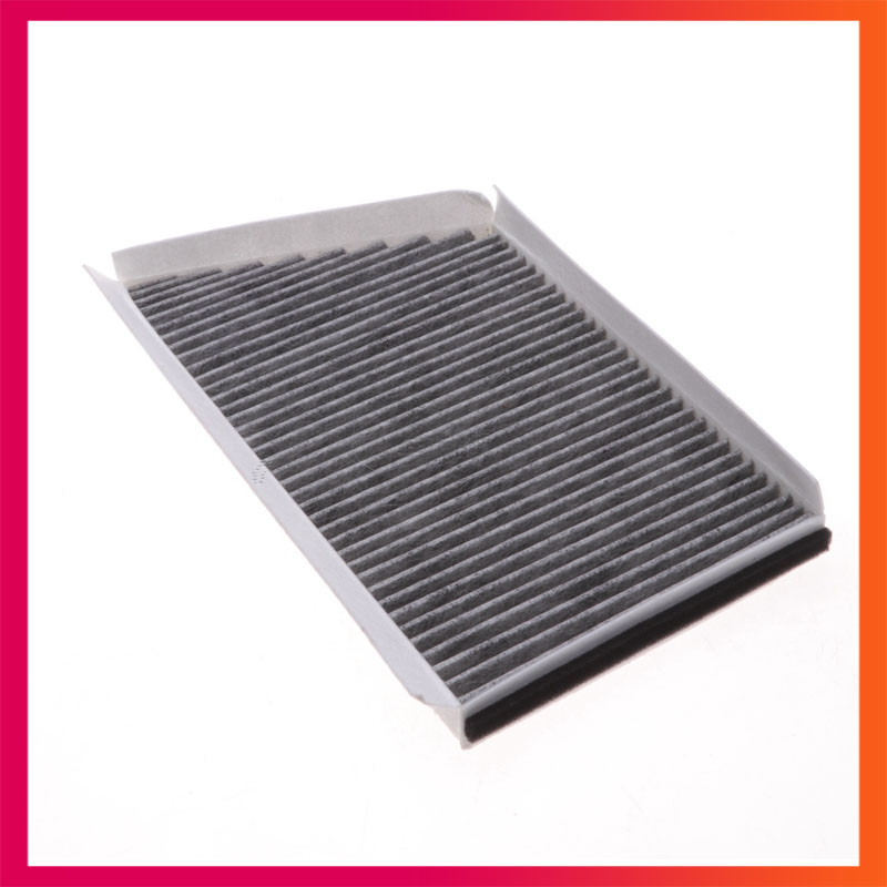 Fits Mercedes C-Class W203 C 270 CDI Blue Print Activated Carbon Pollen Filter