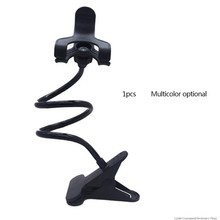 Car Phone Holder Mobile Phone Lazy Stand Long Arm Flexible Table Phone Holder Bed Mount Clip Bracket Adjustable Desk Stent(China)