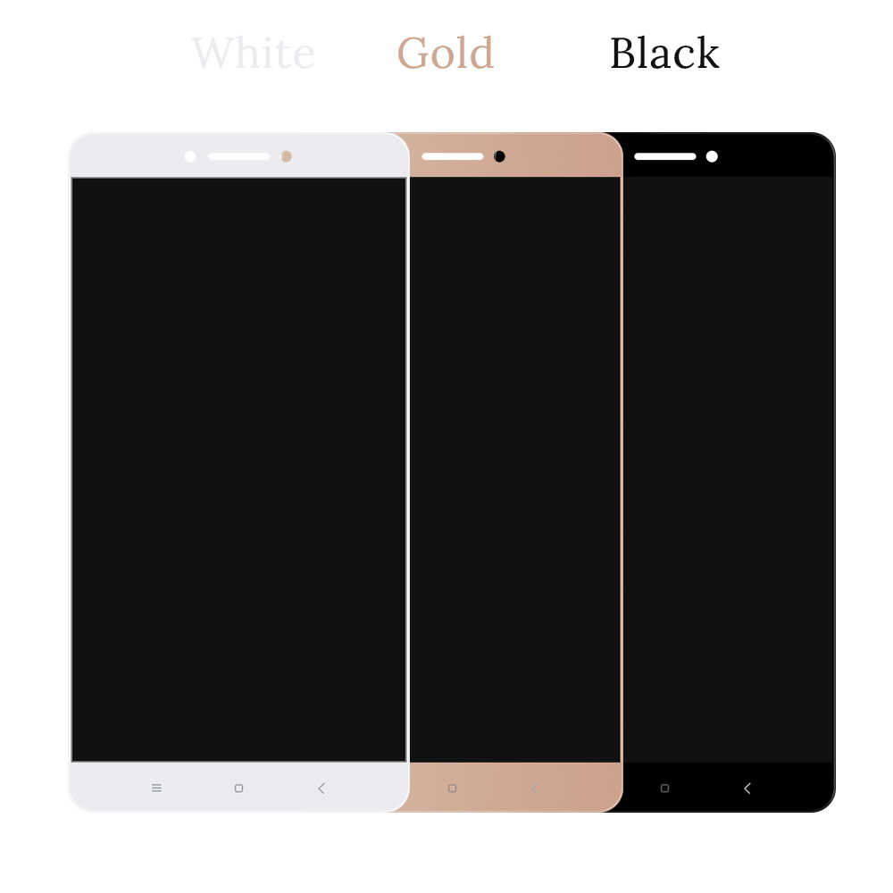 6.44 inch Display For XIAOMI Mi Max LCD Touch Screen Digitizer Assembly with Frame Mimax No Dead Pixel