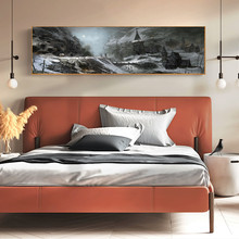 Diablo IV HD Game Poster Dormitory Home Decor Apartment Decoration Painting Bedroom Canvas Paintings