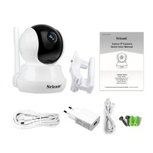 For Sricam Sp020 1080P Hd Ptz Ip Security Indoor Camera Ir-Cut Wedcam Wifi Wireless Camera Home Surveillance Monitor