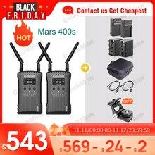 HOLLYLAND 400S 400FT HDMI SDI 1080P Trasmissione per la Macchina Fotografica Immagine HD Wireless Video Trasmettitore Ricevitore VS Mars 300 300ft