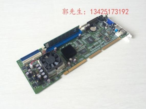 100% haute qualité test front-end carte de contrôle industrielle SBC-8601T envoie CPU ventilateur de mémoire