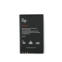 2pcs NEW Original 1200mAh BL6702 battery for FLY TS105 Ezzy3 High Quality Battery+Tracking Number стоимость