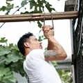 Al aire libre de cobre acero Chain108 cuentas de Buda mano de autodefensa cadena collar pulsera arma de protección Personal Multi herramienta