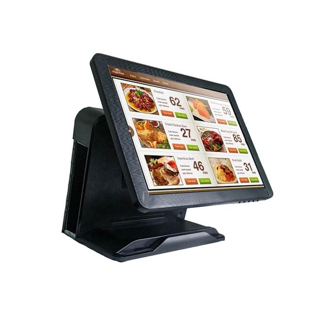 Moniteur PC affichage prix de gros terminal de point de vente, caisse enregistreuse de haute qualité, point de vente commercial et de détail 2