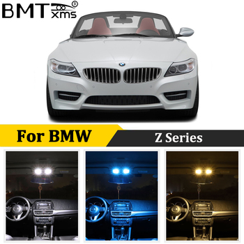 BMTxms Canbus Car LED Interior Map Dome Light Kit For BMW Z3 E36 Z4 E85 E86 E89 Coupe Convertible Auto Lamp Accessories image
