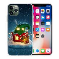 5 iphone 5s Christmas Cartoon Cute Case for Apple iphone 11 Pro XS Max XR X 7 8 6 6S Plus 5 5S SE 5C Silicone Phone Cover Coque Carcasa Bags (4)
