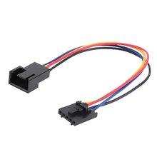 5pin к 4-контактный вентилятор разъем адаптер конвертер удлинитель провода для стилей компания Dell 5-контактный защелки стили портативных ПК