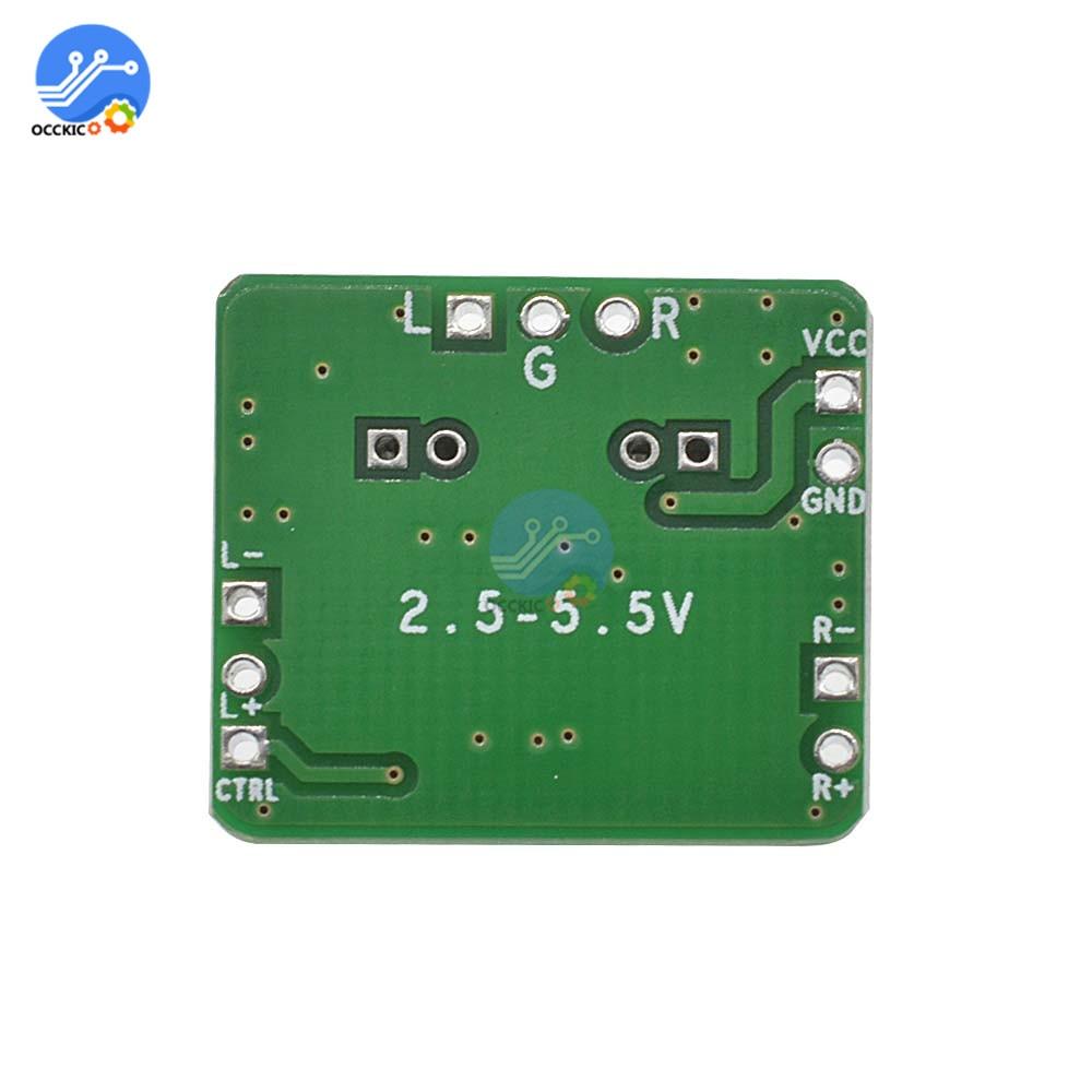 SGM4812 HIFI Amp Module Headphone 150mW Amplifier Board Differential Balanced