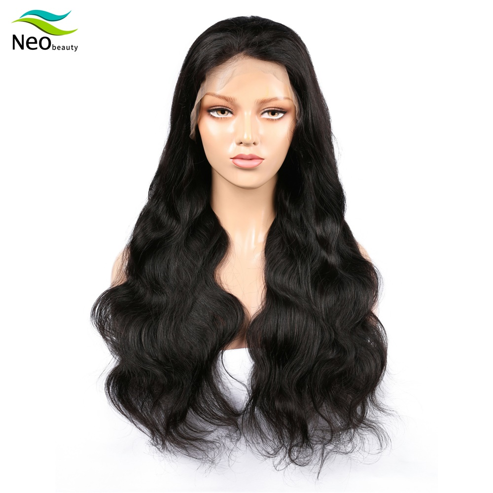 13x4 Exquisite Natural Lace Front Body Wave Human Hair Wig Coily Curls Afro Bouncy Human Hair Wig Brazilian Soft Wig