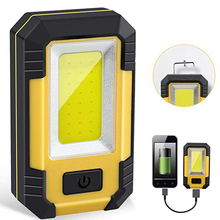 30W COB Work Lamp LED Portable Lantern Waterproof Super Bright LED Rechargeable Outdoor Portable Camp Light Lantern