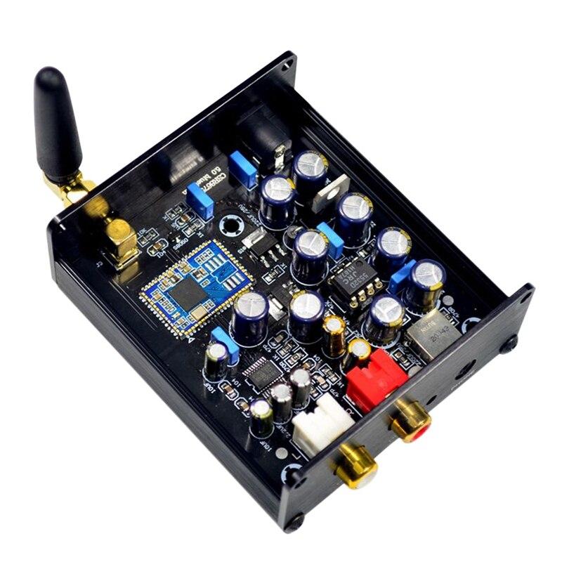 Csr8675 Bluetooth 5,0 Беспроводная плата приемника Pcm5102 I2S декодер DAC плата Aptx Hd поддержка 24 бит с антенной