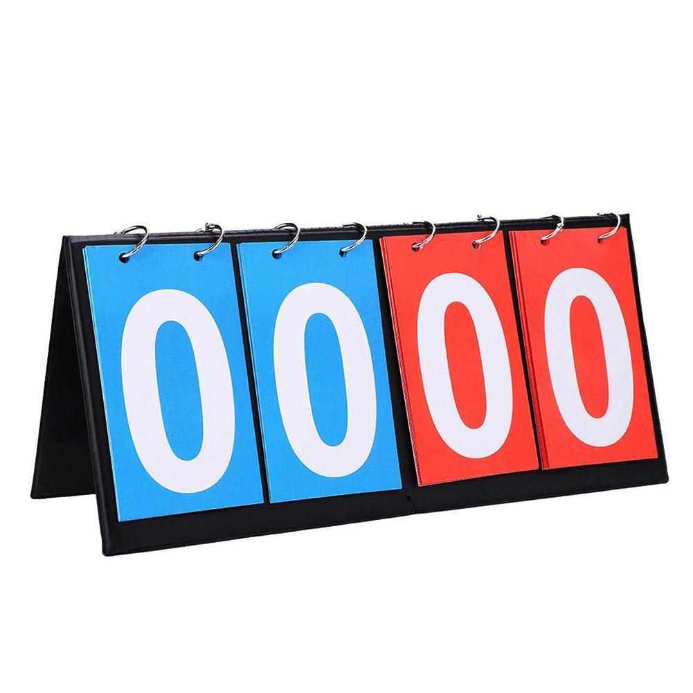 Multi Digits Scoreboard Sports Competition Scoreboard For Table Tennis Basketball Badminton Football Volleyball Score Board