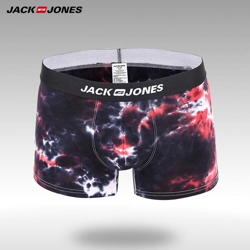 Jack Jones Men's Printed Boxer Shorts    219192508