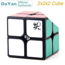 DaYan 2x2x2 Magic Cube 2x2 46mm/50mm Brain Teasers Professional Speed Twist Puzzle Antistress Educational Toys For Children