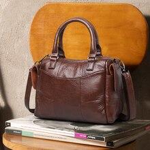 Cobbler Legend Women Leather Handbags Female Genuine Leather Luxury Handbags Women Bags Designer Brand Shoulder Crossbody Bag