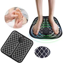 Foot-Massage-Cushion Improve Health-Care Ache Usb-Charging Blood-Circulation Pulse Relieve
