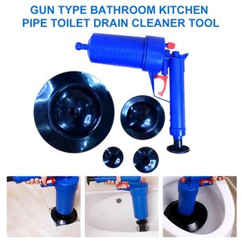 Toaleta pogłębiarka wtyczka pompa powietrza blokada Remover zlewy kanalizacyjne zablokowane urządzenia do oczyszczania rura tłok odpływ łazienkowy środki czyszczące narzędzia kuchenne tanie i dobre opinie 0 6mm 18 10 s s Ekologiczne Zaopatrzony Other piece 0 9kg (1 98lb ) 28cm x 10cm x 30cm (11 02in x 3 94in x 11 81in)