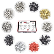 780 PCS Computer Screw Kit,Computer Screw Standoffs Set Kit for Hard Drive Computer Case Motherboard Fan Power Graphics with a S