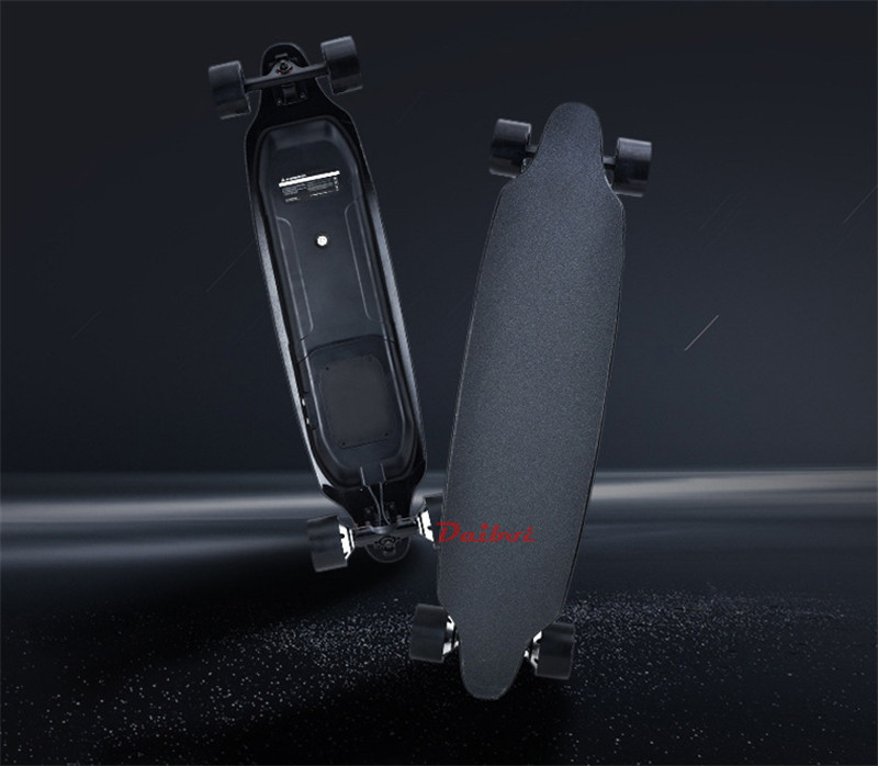 Daibot Electric Scooter For Adults 4 Wheel Electric Scooters 40KMH Dual Hub Motor Remote Longboard Electric Skateboard       (4)
