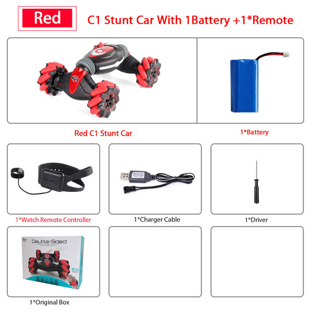 RED 1Remote 1B