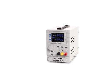 """Image 2 - YIHUA 305DB משתנה dc אספקת חשמל, מרובה/משולש/כפול פלט dc אספקת חשמל 110 V/220 V האיחוד האירופי/ארה""""ב PLUG"""