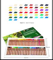 50 farbe/satz von runde öl pastell diy pinsel student schreibwaren kunst lieferungen buntstifte kinder malerei stift malerei lieferungen