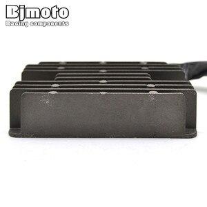 Image 4 - YHV 038 Motocicleta Metal Voltage Regulator Retificador Para Suzuki GSXR 600 750 1000 GSX650 F SV1000 SV650 SFV650 GSF1250 DL650