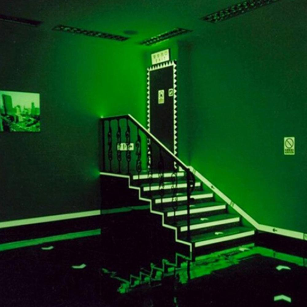 Luminous Tape 1.5cm Self-adhesive Tape Night Vision Glowing Warning Safety Tape Home Decoration Tape 3M/5M/10M
