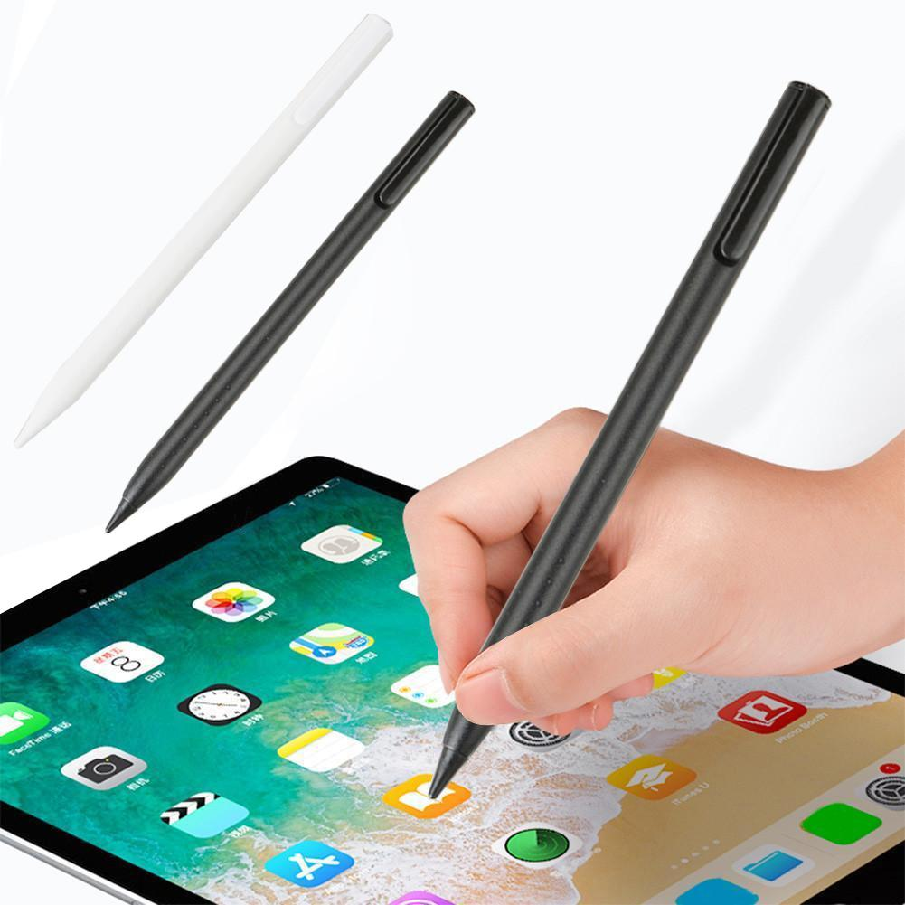 Plastik Uçlu Kalem Yüksek Hassasiyetli Kapasitif Kalem Dokunmatik Ekran Aşınma Direnci Aracı