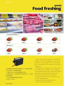 Refrigerator Cold-Plasma-Ion-Generator Food-Freshing for Tfb-Y102dj1 TUV/CE