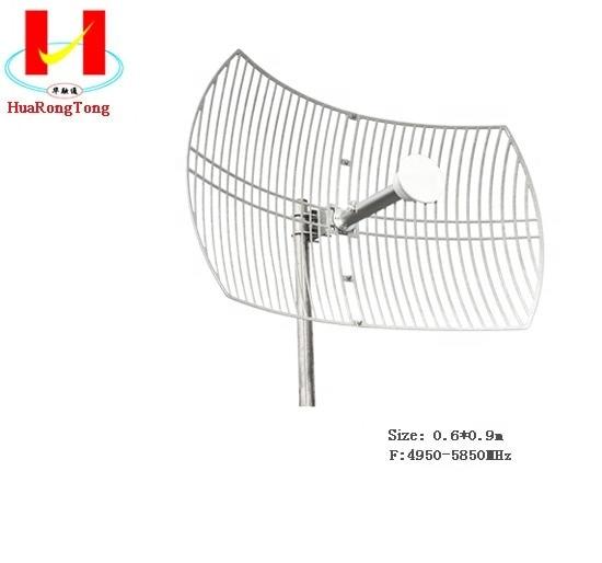 5.8ghz Antenna High Gain Mimo Parabolic Grid Antenna Yagi Antenna Hf Antenna