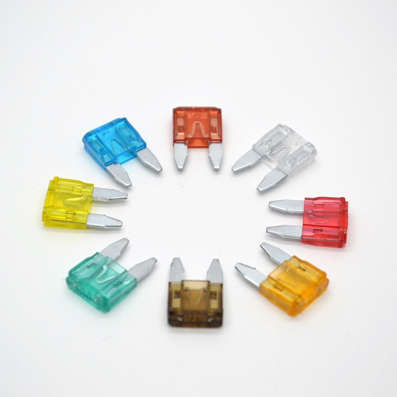 15A MINI Blade fuse 15AMP car fuse mixed pack of 6 inc 5A fuse and 10A Fuse